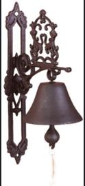 Deurbel classic antiek bruin