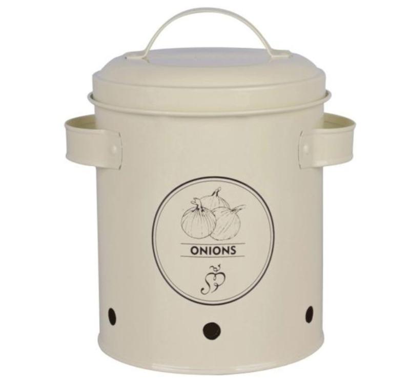 Voorraadblik voor uien - 2,1 liter