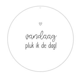 Roundie PLUK DE DAG