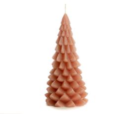 Kaars Kerstboom Brique 20cm