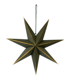 Deco Star L Forest/Gold