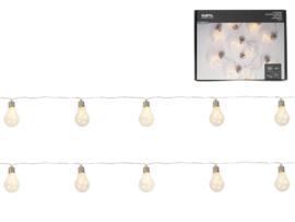 Plastic bulb LED Slinger | 275 cm