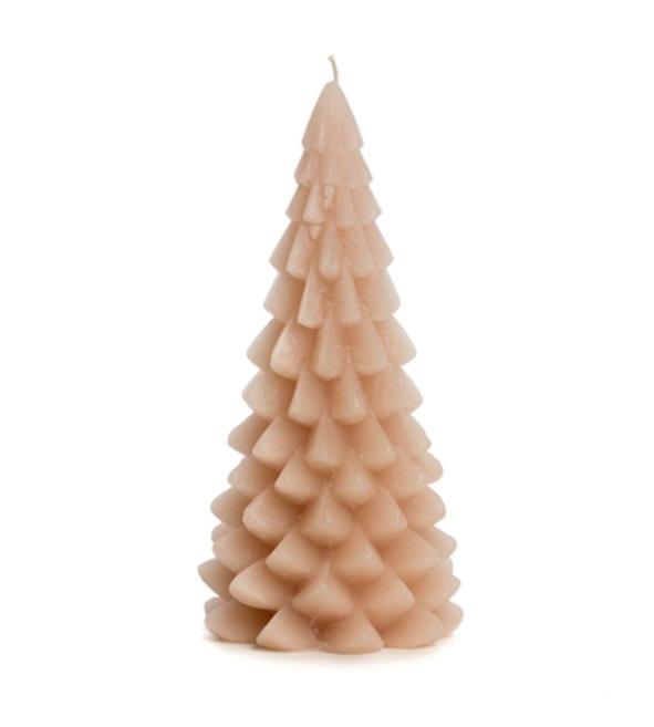 Kaars Kerstboom Skin 20cm