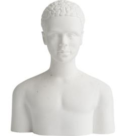 African man half