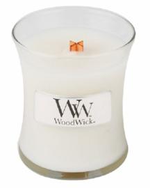 Linen Mini Candle WoodWick