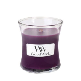 Woodwick mini  Spiced Blackberry
