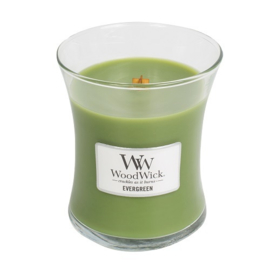 Evergreen large woodwick