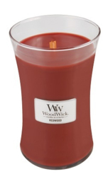 Redwood Large Candle WoodWick