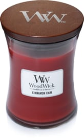 Woodwick Cinnamon Chai Medium Candle