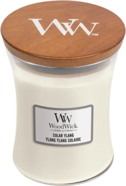 Solar ylang medium woodwick