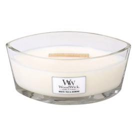 White Tea & Jasmine Ellipse WoodWick