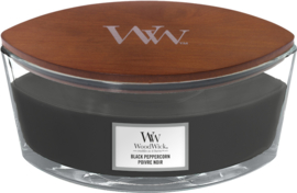 Woodwick Black Peppercorn Ellipse Candle