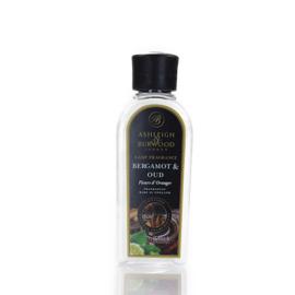 Bergamot & Oud 500ml Lampe Oil
