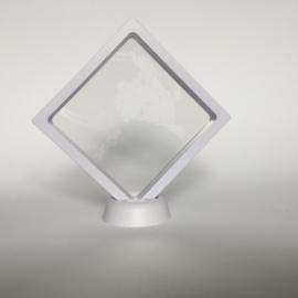 Pakket wit 11 x 11 cm: 10 stuks