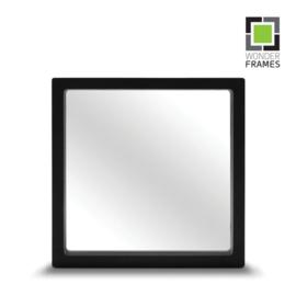 Pakket zwart 18 x 18 cm: 10 stuks