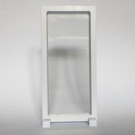 Pakket wit 23 x 11 cm: 10 stuks