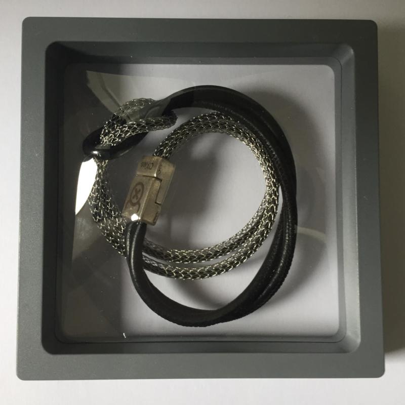 Pakket grijs 11 x 11 cm: 10 stuks