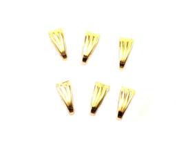Tussenzetsel  goud