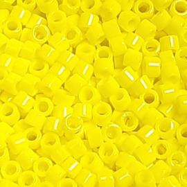 Miyuki Delica  opaque yellow