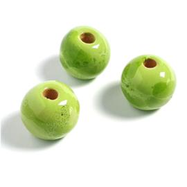 sierkraal appelgroen effen