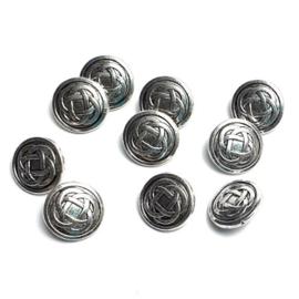 Knoop met Celtisch symbool