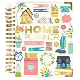 Carpe Diem Home Spiral Planner
