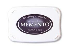 Memento - Tuxedo Black