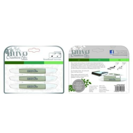Nuvo set - Woodland Green