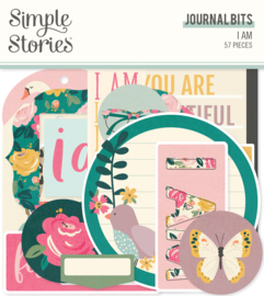 Simple Stories - I Am Journal Bits & Pieces
