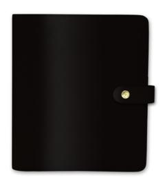 Black A5 Planner