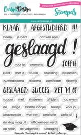 Carlijn Design - Geslaagd & succes