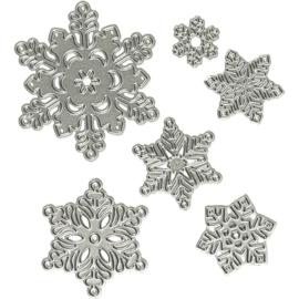 Stans - sneeuwvlokken