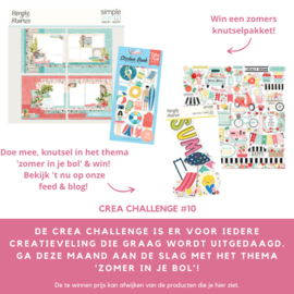 CREA CHALLENGE #10