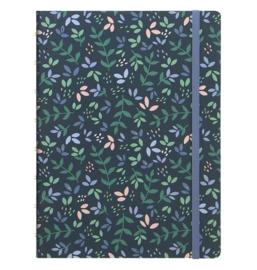 Notebook A5 Garden Dusk