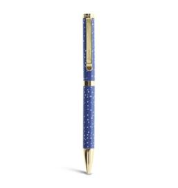 Indigo ballpoint pen Snow