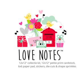 Love Notes pakket 1