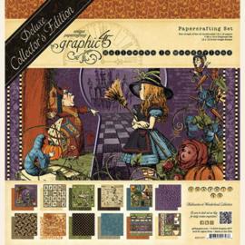 Graphic45 - Halloween in Wonderland Deluxe Collector's Edition