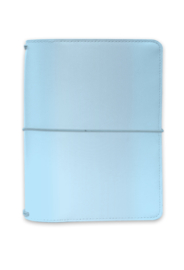 Sky Blue A6 Travelers Notebook