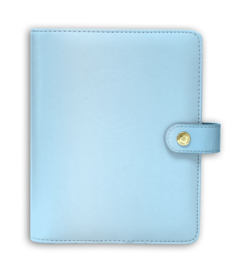 Sky Blue Personal Planner