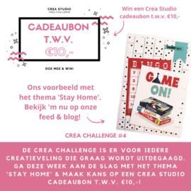 CREA CHALLENGE #4