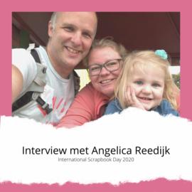 Interview met Angelica Reedijk