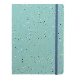 Notebook A5 Expressions Mint
