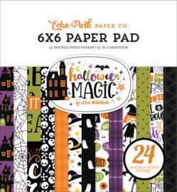 Echo Park - Halloween Magic 6x6 paper pad