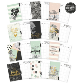 Beautiful tabbladen monthly inserts