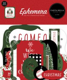 Echo Park - Home for Christmas Ephemera