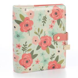 Carpe Diem A5 planner - Mint Blossom