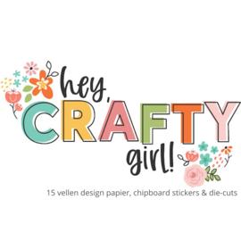 Hey Crafty Girl pakket 2
