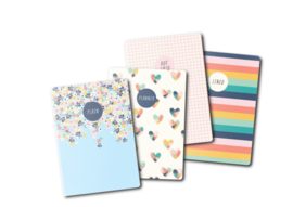 Ditsy Floral A6 Travelers Notebook Inserts