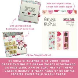CREA CHALLENGE #3