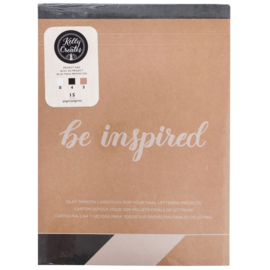 Kelly Creates be inspired - project pad x15
